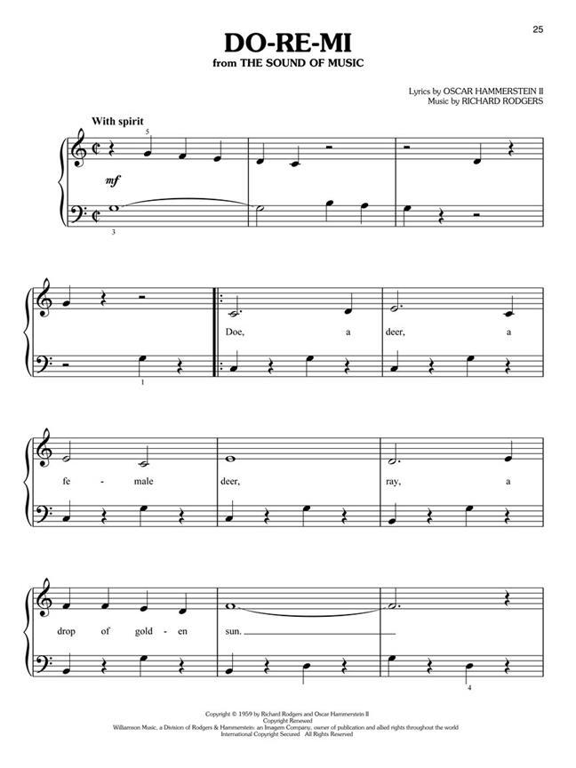 Voorkeur Bladmuziek :: Songboeken verzameling liedjes :: Simple Songs The  #CE18